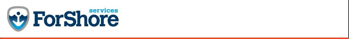 Forshore services logo